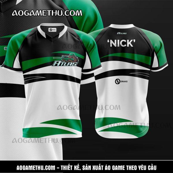 Thiết kế áo team Game ở đâu cho đẹp? V468