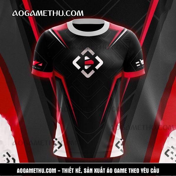 Thiết kế áo team Game đẹp và độc V473
